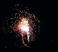 4th of July at Baawiting by KBelleau