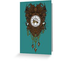 Your Time Machine... Greeting Card