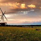 Woodchurch Mill by JEZ22
