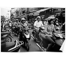 Hanoi Hustle Poster