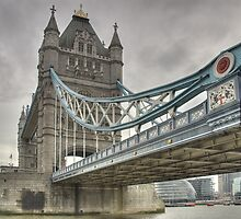 Tower Bridge, London by MartinWilliams