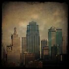 Downtown Buildings - Kansas City, Missouri by Robert Baker