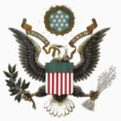 USA Great Seal (obverse)  by GreatSeal