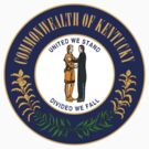 Kentucky State Seal by GreatSeal