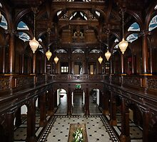 Jacobean Splendour by marc melander