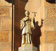 St Francis Xavier by Michael John