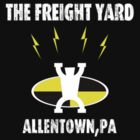 Freight Yard Breast Logo by ikonvisuals
