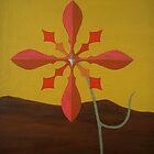 Solstice Flower by tracyallenreedy