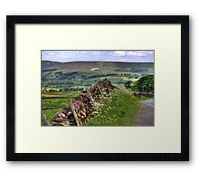 The Trough  Framed Print