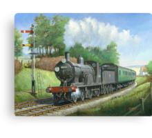 British Railways T9 4.4.0 Canvas Print