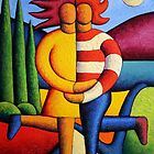 The Lovers By Smoonlite by Alan Kenny