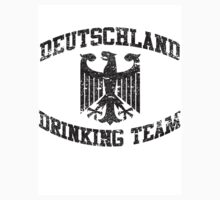 Deutschland Drinking Team by Oktoberfest
