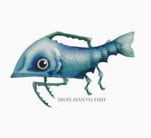 Iron Mantis Fish by Chris Harrendence