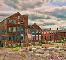Royal Doulton Factory - Take 2 of 4 by David J Knight