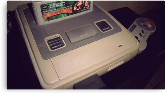 SNES by ctd-official