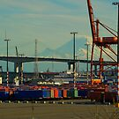 Industrial Rainier by lincolngraham