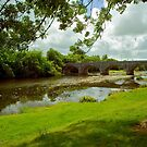 Bridge over the river feal by Paul Woods