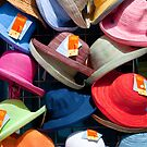 Hats For Sale by Gary Lengyel