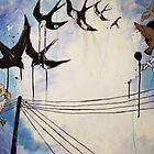 in flight by Daisy Watson
