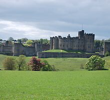 Alnwick Castle by Cathy Jones
