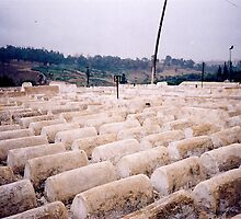 Jewish Cemetery in Fez, Morocco by Shulie1