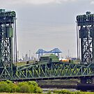 Newport bridge Middlesbrough by robwhitehead