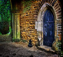 Door and Arch by Robyn Maynard