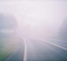 Misty Mountaintop. by RVRFNX