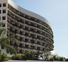Hilton Hotel - Cairns, Queensland by Fiona Allan Photography