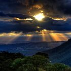 God's Country | Blue Mountain | Australia HDR by Bill Fonseca