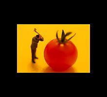 Mini-Creatives: Tomato Series 1 - Hammer Man  by adpixels