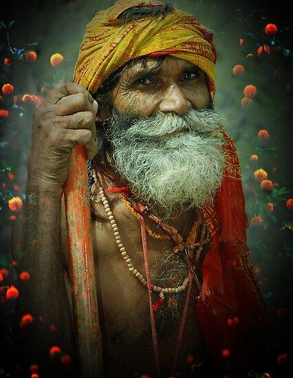 Portrait 10 by Dr. Harmeet Singh