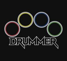 I Drum in a Rock Band by Cameron Porter