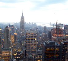 Empire State of Mind by hcorrigan