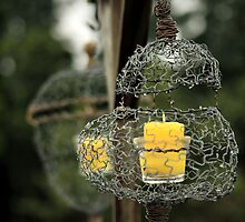 Wire Lanterns by Rachel Leigh