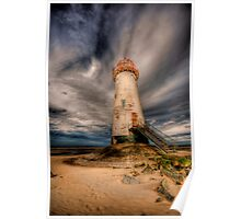 Talacre Lighthouse Poster