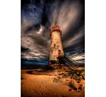 Abandoned Lighthouse Photographic Print