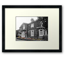 The Old Gatehouse Framed Print