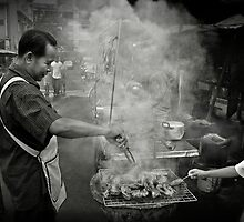 Barbecue by Laurent Hunziker