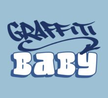 GRAFFITI BABY (BOY) by Identicons