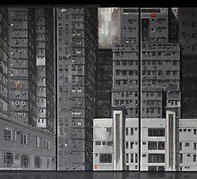 HK Vertigo Q Hong Kong. 2010 by Yuterick