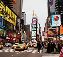 time square. by nicolemichelle