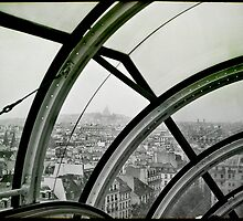 Centre Georges Pompidou by Laurent Hunziker