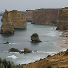 The 12 Apostles. that are no longer the '12' Apostles by Emily  Redfern