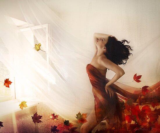 autumn wind by whatmilk