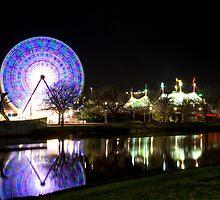 Farewell Circus Oz by Sue Hawken