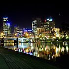 Melbourne Reflections by Sue Hawken