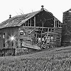 Old Barn by martinilogic