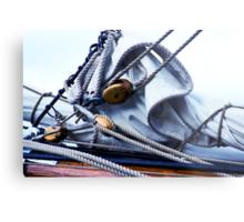 Sailing Lessons.......... Metal Print