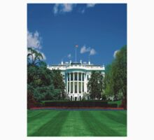 White House by Eric Lauderbaugh